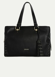 SHOPPING BAG NERA LIU JO
