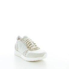 SNEAKERS DONNA BIANCA E ARGENTO AFEF