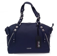 SHOPPING BAG BLU LIU JO