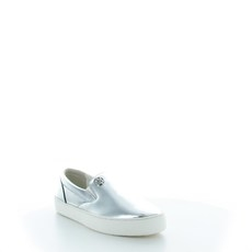SLIP ON DONNA SILVER ARMANI JEANS