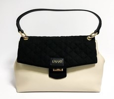 SHOPPING BAG INTERCAMBIABILE CHAMPAGNE LIU JO